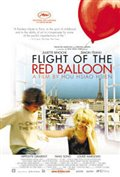 Flight of the Red Balloon Poster Large