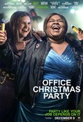 Office Christmas Party Photo