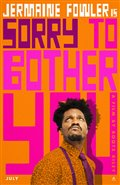 Sorry to Bother You Photo