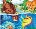 The Land Before Time IX: Journey to Big Water Poster Large