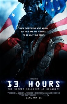 13 Hours: The Secret Soldiers of Benghazi photo 38 of 41 Poster