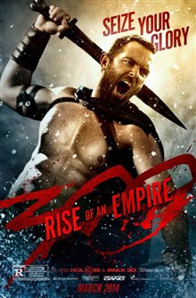 300: Rise of an Empire Poster Large
