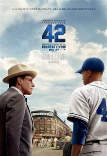 42 Poster Large