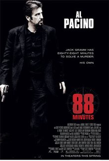 88 Minutes Poster Large