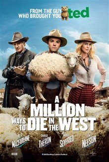 A Million Ways to Die in the West Photo 12