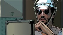 A Scanner Darkly Poster Large