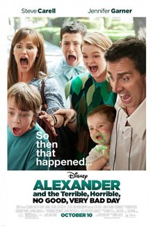 Alexander and the Terrible, Horrible, No Good, Very Bad Day Photo 7