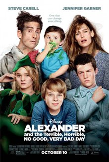 Alexander and the Terrible, Horrible, No Good, Very Bad Day Photo 9