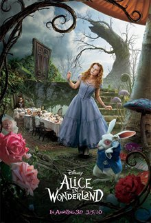 Alice in Wonderland Photo 34 - Large