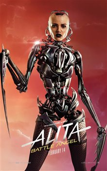 Alita: Battle Angel Photo 14