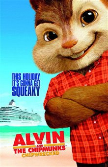 Alvin and the Chipmunks: Chipwrecked Photo 14