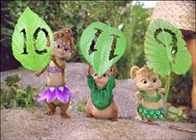 Alvin and the Chipmunks: Chipwrecked Photo 1