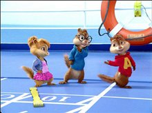 Alvin and the Chipmunks: Chipwrecked photo 3 of 17