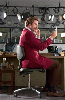 Anchorman: The Legend of Ron Burgundy Photo 20 - Large