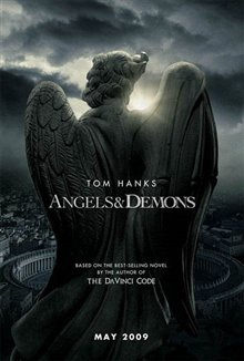 Angels & Demons Poster Large