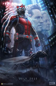 Ant-Man photo 36 of 49 Poster