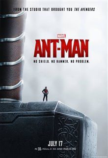 Ant-Man photo 40 of 49 Poster