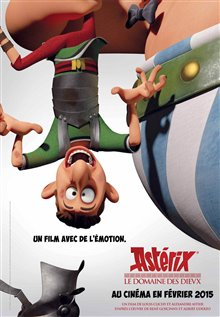 Astérix: The Mansions of the Gods