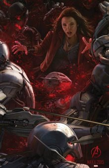 Avengers: Age of Ultron Poster Large