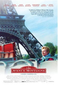 Avenue Montaigne Poster Large