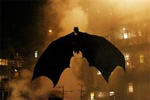 Batman Begins Poster Large