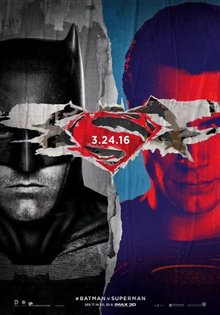 Batman v Superman: Dawn of Justice photo 52 of 55 Poster