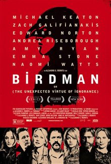 Birdman or (The Unexpected Virtue of Ignorance) Photo 15