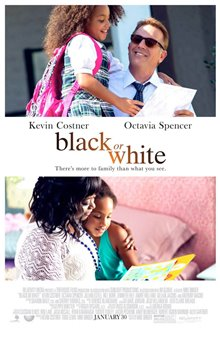 Black or White photo 9 of 10 Poster