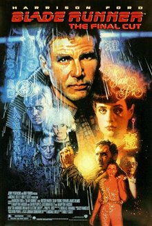 Blade Runner: The Final Cut Poster Large