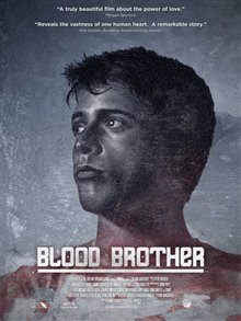 Blood Brother Poster Large