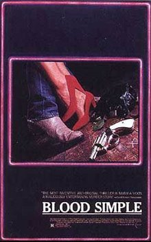 Blood Simple Poster Large