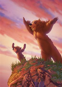 Brother Bear Poster Large