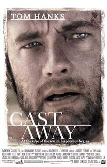 Cast Away Poster Large