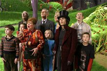 Charlie and the Chocolate Factory Poster Large