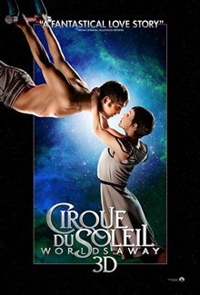 Cirque du Soleil: Worlds Away  Poster Large