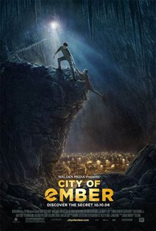 City of Ember Poster Large