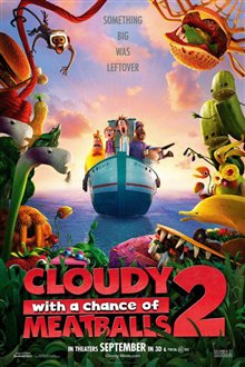 Cloudy with a Chance of Meatballs 2 photo 3 of 9