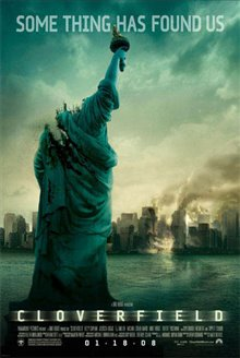 Cloverfield Poster Large