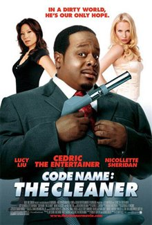 Code Name: The Cleaner Poster Large