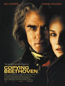 Copying Beethoven Poster Large