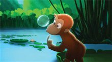 Curious George Poster Large