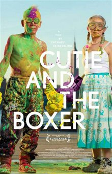 Cutie and the Boxer Poster Large