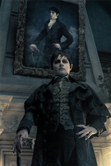 Dark Shadows Poster Large