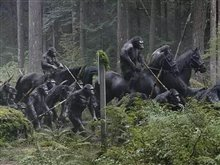 Dawn of the Planet of the Apes Photo 2