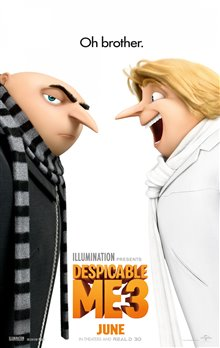Despicable Me 3 photo 3 of 3