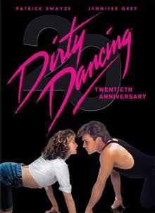 Dirty Dancing: 20th Anniversary Edition Poster Large