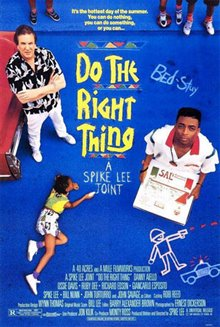 Do the Right Thing Poster Large