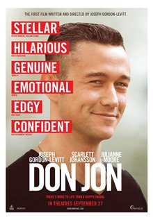 Don Jon Poster Large