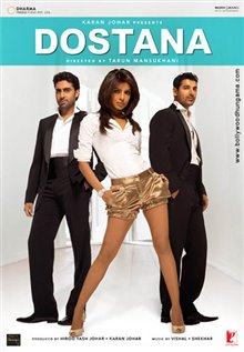 Dostana Poster Large