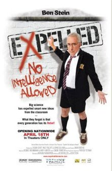 Expelled: No Intelligence Allowed Poster Large